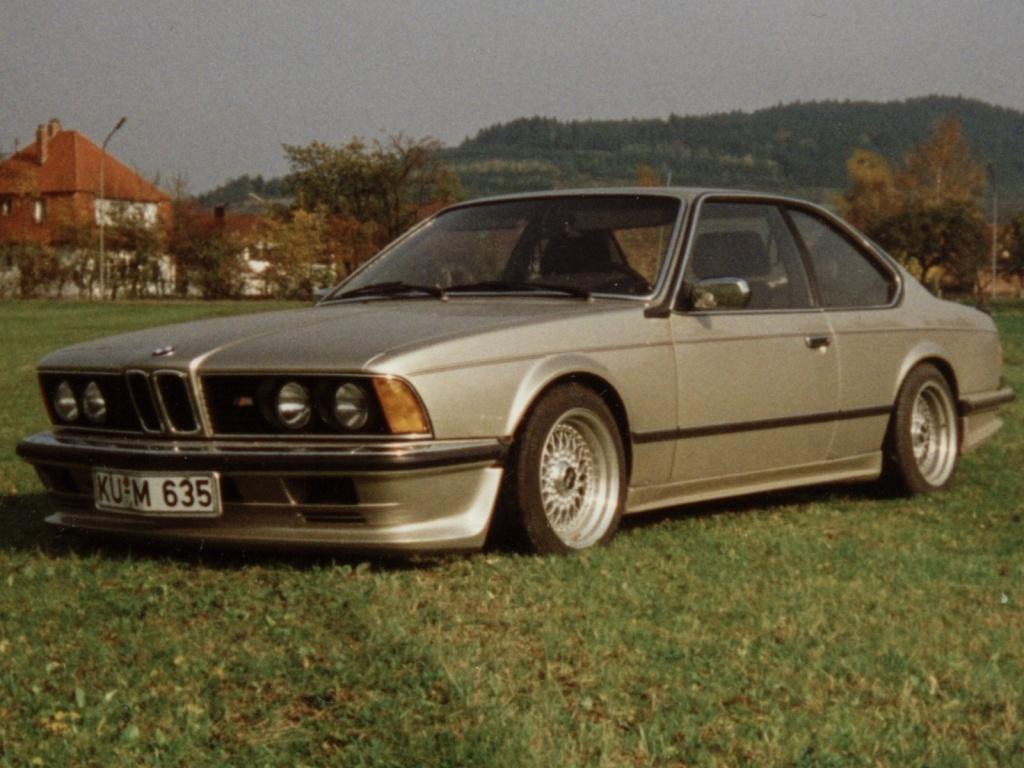 E24 635CSI BBS RS - Fotostories weiterer BMW Modelle